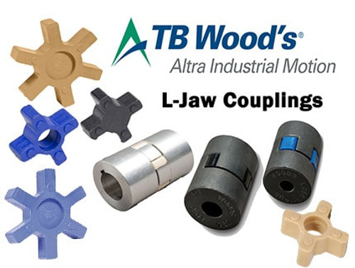 L07511/16 TB Wood's L-Jaw® Coupling Hub