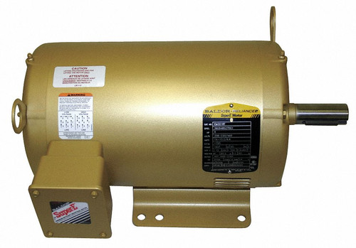 EM3218T,  5HP Three Phase Baldor Electric Motor 184T (New)