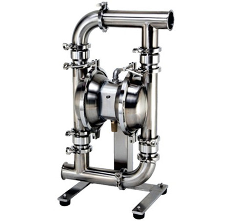 SBR2X2-F2/FG/FL/FG-HT Murzan Sanitary Pump