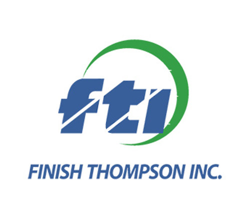 106608-1 Finish Thompson Factory Calibrated Flow Meter, FM-1000 Series