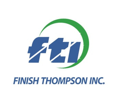 107425 Finish Thompson Drum Adapter for Model EFP and EFV