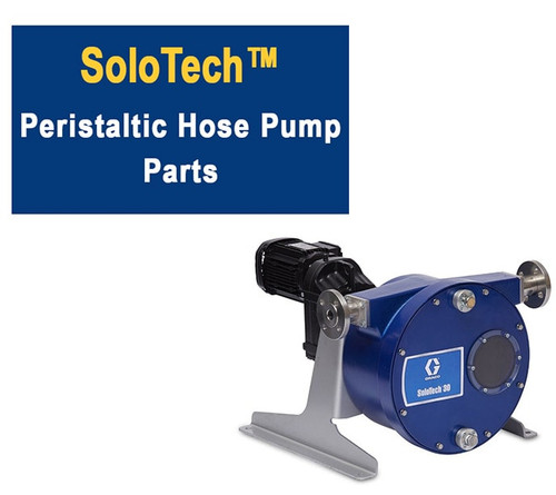 24Y822 Barb Kit for Graco 30mm SoloTech Pump