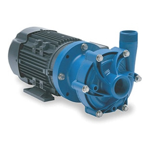 DB10P-M218 Finish Thompson 1 HP Polyproylene Magnetic Drive Pump