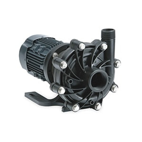 DB15V-T-M209 Finish Thompson 3 HP PVDF Magnetic Drive Pump