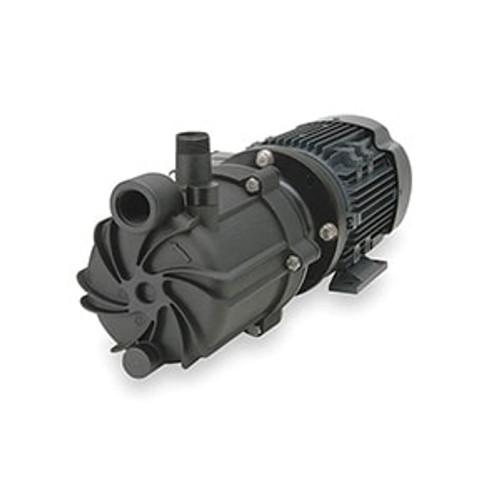 SP10V-3-M218 Finish Thompson 1 HP PVDF Magnetic Drive Pump