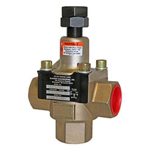 C24AB Hydra-Cell C24A Series Bypass Pressure Regulating Valve