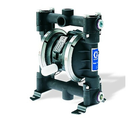 "D53311, 3/4"" Graco Air Operated Double Diaphragm Pump 716"