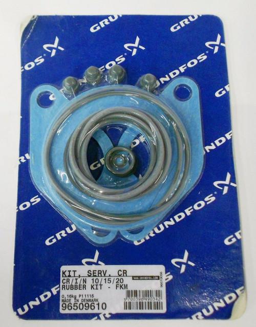 96509610, GRUNDFOS FKM Gasket Kit