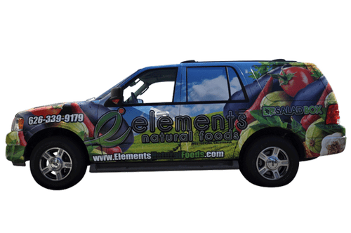 FORD EXPEDITION GLOSS VEHICLE WRAPS WITH CUSTOM DESIGN