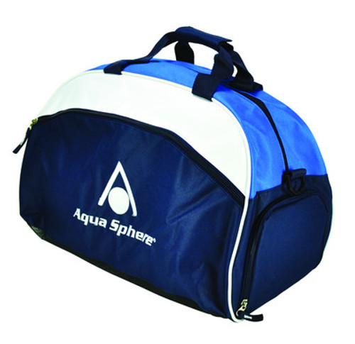 TRAINING BAG BLUE/WHITE