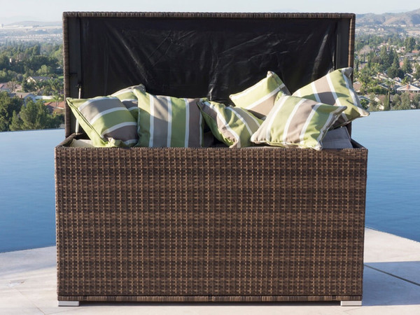 Direct Wicker Anita Wicker Deck Box