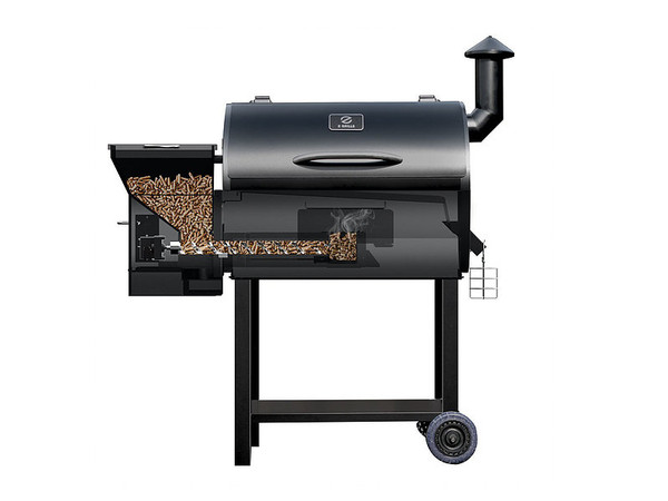 Direct Wicker Portable Party Wood Pellet BBQ Grill
