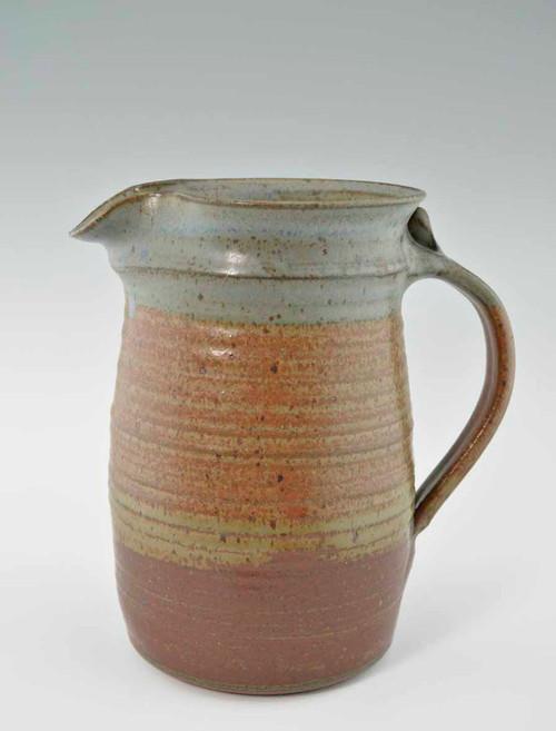 Handmade Pottery Pitcher 72 oz - Oasis Glaze