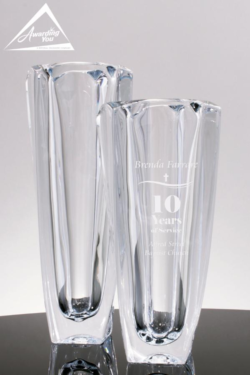 Family Of Bristol Glass Vase Awards Awarding You