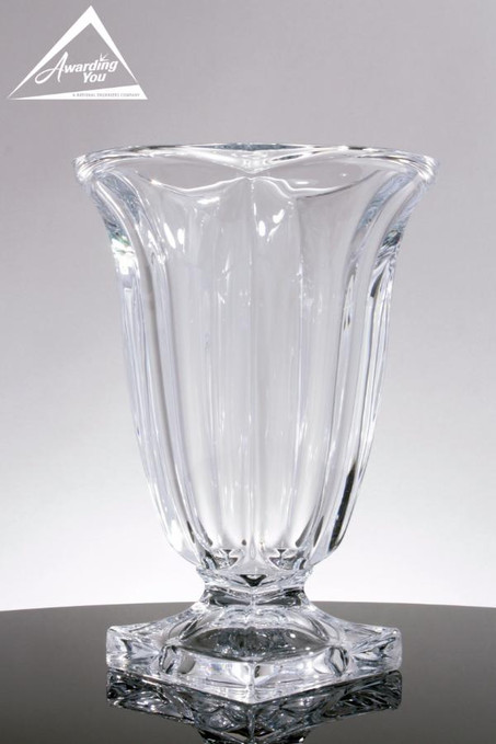 cambridge glass vase award - Cambridge Glass