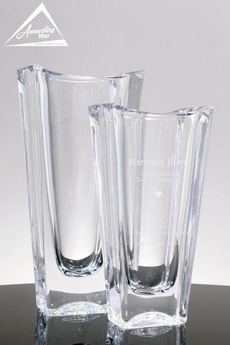 Nottingham Case Glass Vase Awards - 1