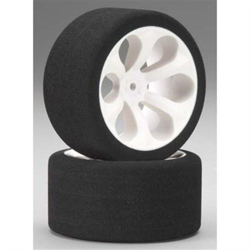 JACO 2050LP Low Profile Foam Tires (Pink)
