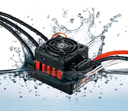 Hobbywing Quicrun WP-10BL60 w/Fan Brushless Waterproof ESC 60 Amp