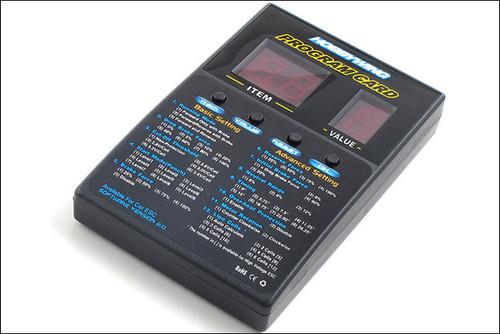 Hobbywing Multi-Function LED Program Card (86020010)