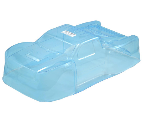 "JConcepts 0200 Illuzion ""2011 Chevy Silverado 1500"" Hi-Flow Short Course Truck Body (Clear)"
