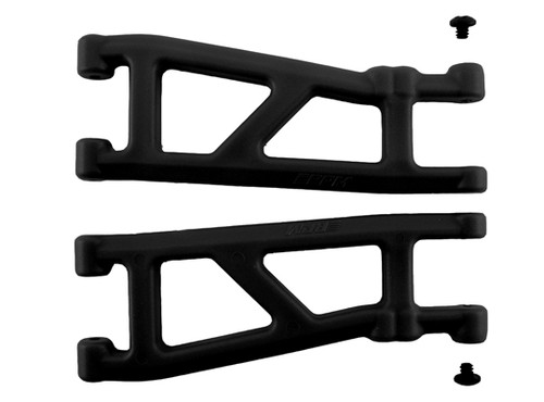 RPM  Rear A-Arms Black SC10/T4