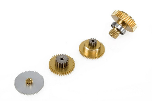 Savox SGSC0251MG Rebuild Gear Set w/Bearing
