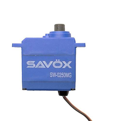 Savox SW-0250MG Waterproof Digital Metal Gear Micro Servo