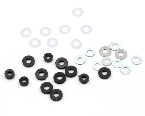 Schumacher Racing U1548 3mm Assorted Washer Set