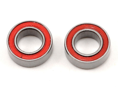 Schumacher Racing U3075 4x8x3mm Red Seal Ball Bearing Set (2)