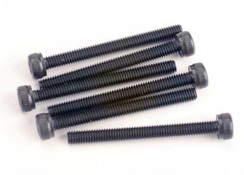 Traxxas 3x30mm Cap Head Screws (6)