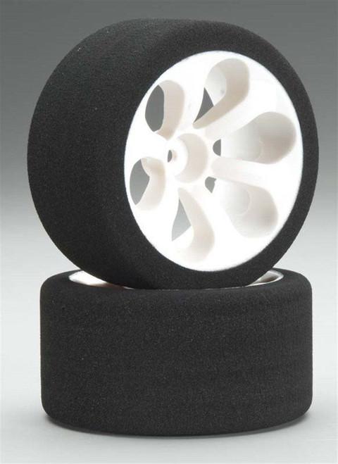 JACO 2040LP Low Profile Foam Tires (Pink)