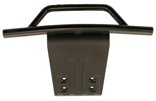 RPM 80952 Front Bumper & Skid Plate (Black) (Slash)