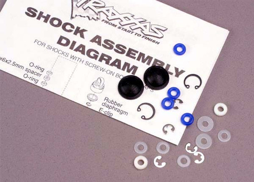 Traxxas 2362 Shock Rebuild Kit (Slash)
