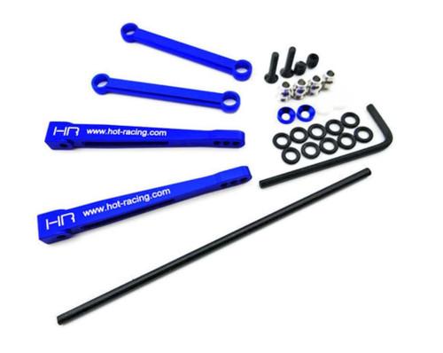 Hot Racing YET311R06 Aluminum Rear Sway Bar Set Axial Yeti