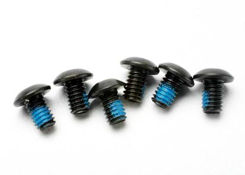 Traxxas 4x6mm Button Head Machine Screws (6)