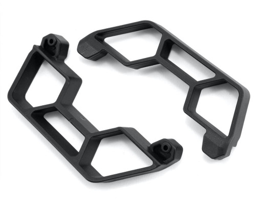 RPM 73862 Traxxas LCG Slash 2WD Nerf Bar Set (Black)