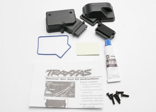 Traxxas 3924 Sealed Receiver Box (E-Maxx)