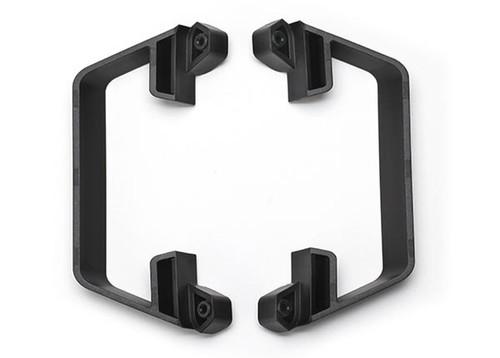 Traxxas Slash 2WD LCG Nerf Bars (Black) (2)