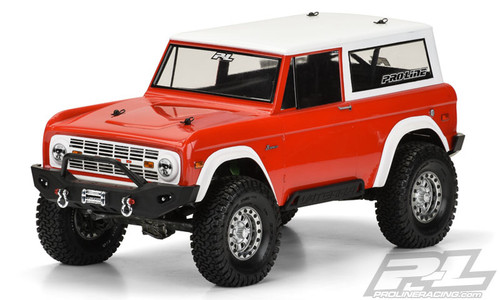 Pro-Line 3313-60 1973 Ford Bronco Body (Clear)