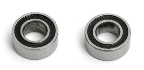 Team Associated 25237 5x10x4 Rubber Sealed Bearings