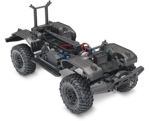 Traxxas TRX-4 1/10 Scale Trail Rock Crawler Assembly Kit w/TQi 2.4GHz Radio
