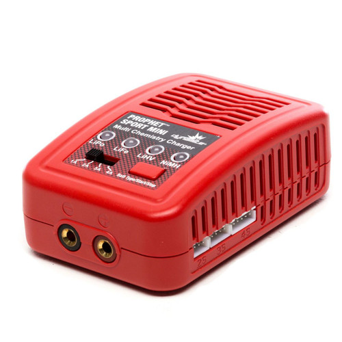 Dynamite Prophet Sport Mini Multichemistry Charger (50W/4A/4S)