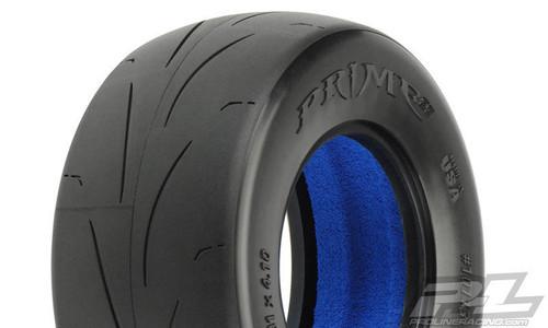 "Pro-Line Prime SC 2.2/3.0"" Short Course Truck Slick Tires (2) (Clay) (MC) 10113-17"
