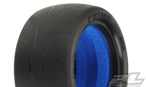 "Pro-Line Prime 2.2"" Rear Buggy Tires (2) (Clay) (MC) 8241-17"