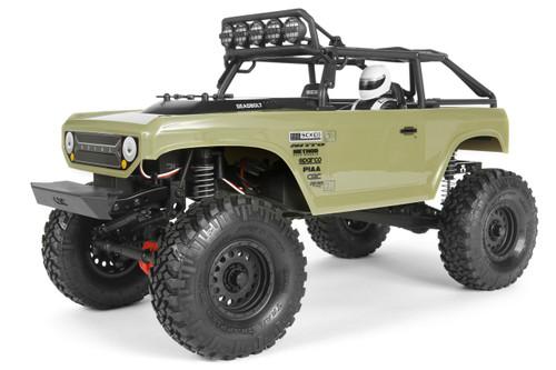 Axial SCX10 II Deadbolt RTR 4WD Rock Crawler w/ 2.4GHz Radio