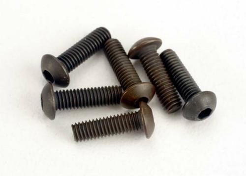 Traxxas 3x10mm Button Head Screws (6)