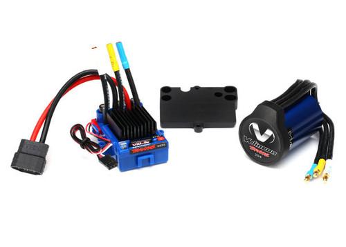 Traxxas VXL-3S Velineon Brushless Power System Combo (Waterproof)