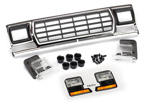 Traxxas TRX-4 Ford Bronco Front Grill