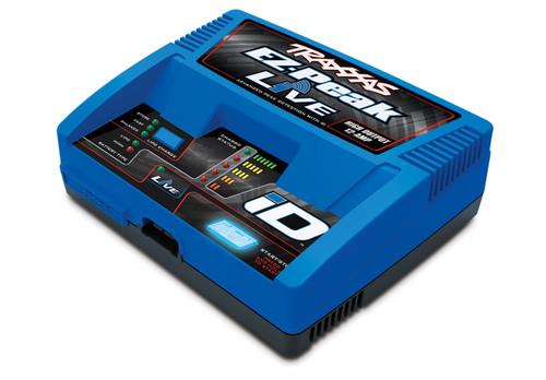Traxxas EZ-Peak Live Multi-Chemistry Battery Charger w/Auto iD 4S/12A/100W