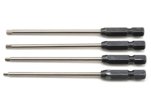 "ProTek RC 8243 ""TruTorque"" Metric Power Tool Tip Set (4) (1.5, 2.0, 2.5, 3.0mm)"